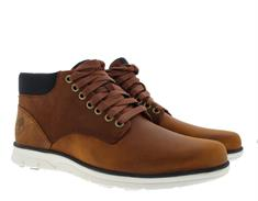 Chukka leather