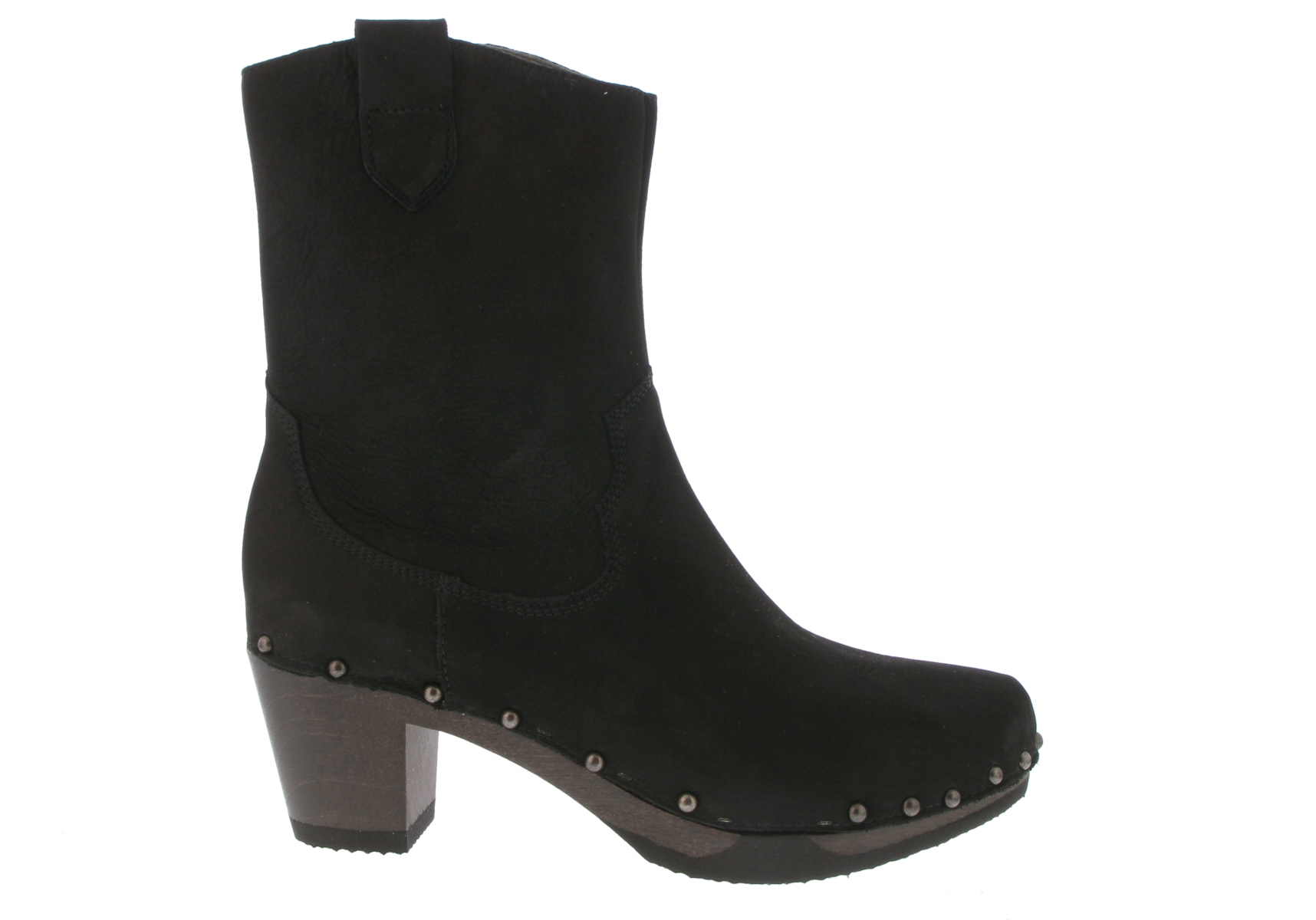 GLADYS Korte laarzen black