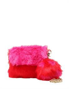 Happy fur clutch